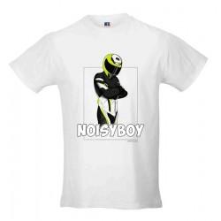 T-SHIRT NOISYBOY BIANCA